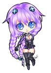 Neptune - Purple Heart by IgnaciaH