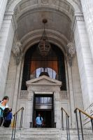 NY Library 02 by LucieG-Stock
