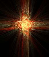 Apocrucifix by fractal2cry