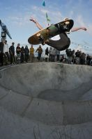 Grant Taylor, Frontside ollie by eddiethink