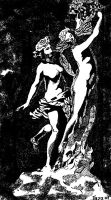 Apollo and Daphne by jazzdiaz