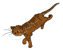 RiverClan - Heavystep by WildpathOfShadowClan