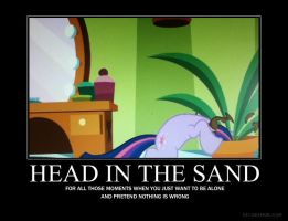 Head in the Sand by soulless-5