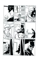 Batman 2 by kilauea00