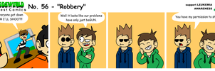 EWGUESTCOMIC No. 56 - Robbery by SuperSmash3DS