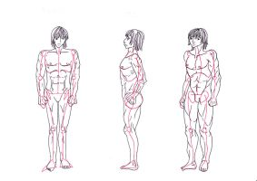 Male Body 2 by SummerExtasy