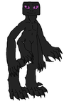 Mutant Enderman Base (Requested) Male by Ander-the-enderman