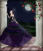 Ceros in a dress by ICassidyI