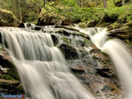River Water Fall Veiw by iamboredr1