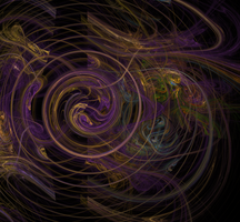 Apophysis -- Spiral Interference by SEwing0109