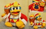 King Dedede by Lexiipantz