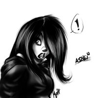 Ashei speedpaint by Chebits