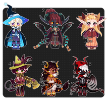 Fantasy Collab Auction AB Added CLOSED by Kariosa-Adopts