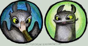 Toothless :D by Echelon-X