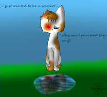 Brightheart's Punishment v2 by Sunnyfrost