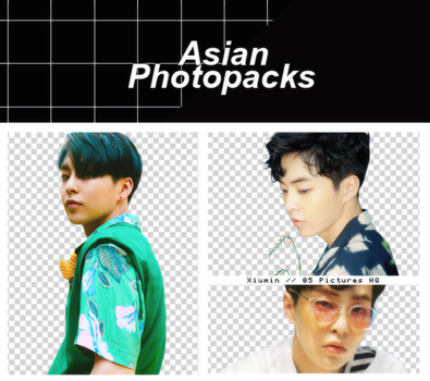 Pack Png 092 // Xiumin (EXO) (THE WAR). by xAsianPhotopacks