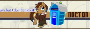 Dr Whooves by Dancinturkey