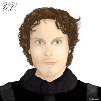 Happy Birthday, Ville Valo! by DoriAnna666