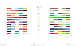 Color Palettes 7 by knti88