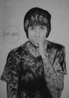 Oli Sykes by JamesMacGee