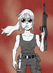 Sarah Connor by Spz-511
