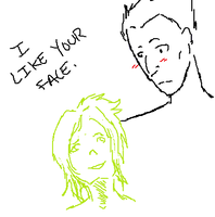 I Like Your Face by DarkOverlord13