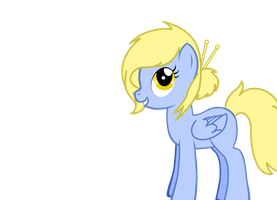 Japanese Derpy by Puppies567