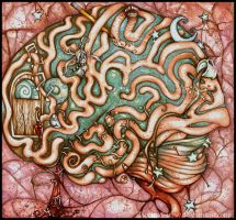 Anatomy of the Nilla Brain by IceandSnow