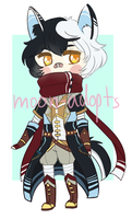 Adoptable Auction :CLOSED: (please read desc) by Moonixir