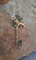 Star of a King Fantasy Key by ArtByStarlaMoore