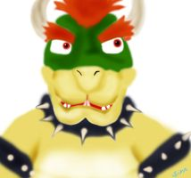 Bowser by sira-the-hedgehog