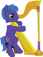 Parish Nandermane vector by Xalcer13