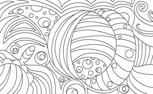 Abstract Lineart 11 by drachenlilly