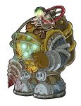 Bioshock Big daddy. by LucasC36