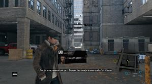 Watch Dogs in French :D by TheAjsAx