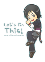 TLR: Let's do this! by ephemeralvision
