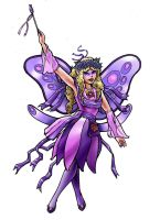 Lavender Moon Fairy Character by MJBivouac