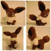 Eevee Plush 1 by sorjei