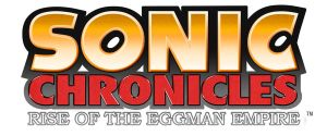 Sonic Chronicles 2 logo by Sonicguru