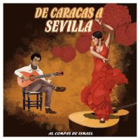 Flamenco album cover by DjamOrqua