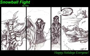 Happy Holidays to ALL by MisterFerv