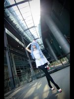 Hatsune Miku - Spacy Nurse by Bakasteam