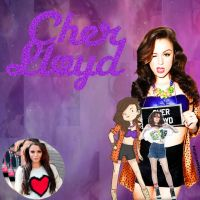 Bled de Cher Lloyd by Camyloveonedirection