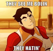 They See Me Bolin by Vespertillion