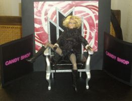 Madonna OOAK Candy shop 2008 by ladymadge