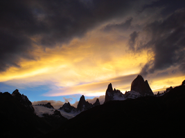 Fitz Roy II by JoE-EviL