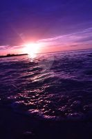 Jamaica Sunset by Serenityfhotography