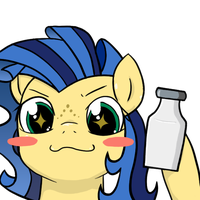 You. Me. Milk. Now. by HazamaItsuru