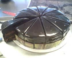 Devils food cake by ninny85310