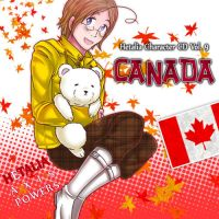 Kiriban 15k: Canada Char CD by iPl0x
